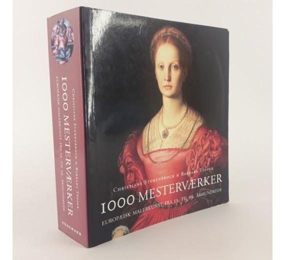 1000 Mesterværker af Christiane Stukenbrock og Barbara Töpper.