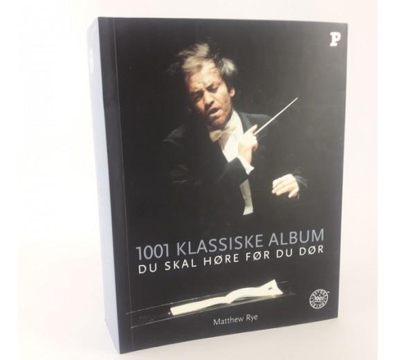 1001 klassiske album du skal høre før du dør af Matthew Rye