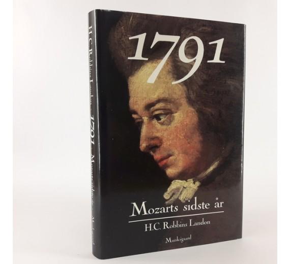 1791 - Mozarts sidste år af H.C. Robbins Landon