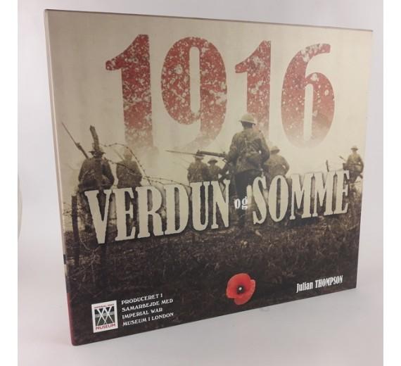 Verdun og Somme 1916 af Julian Thompson