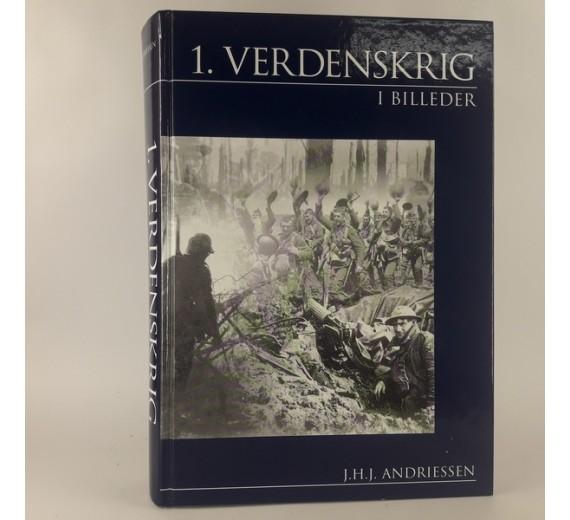 1. verdenskrig i billeder af J. H. J. Andriessen