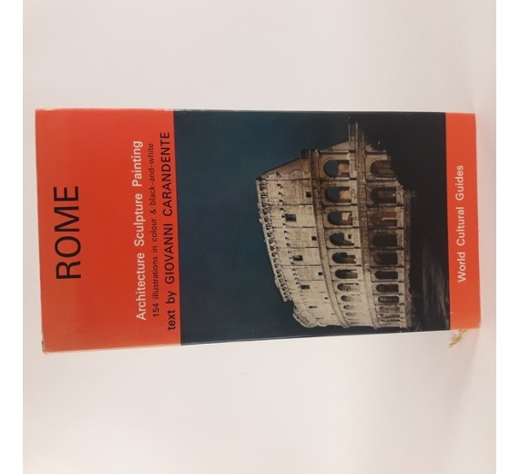 Rome (World cultural guides) by Giovanni Carandente