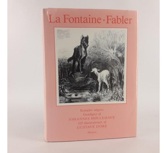 La Fontaine - Fabler