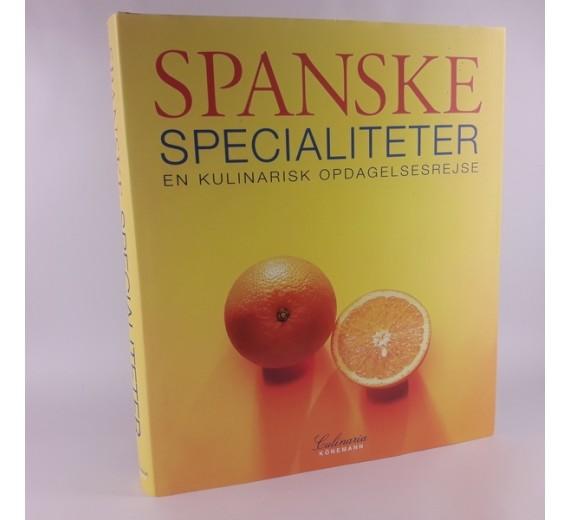 Spanske specialiteter af H F Ullmann
