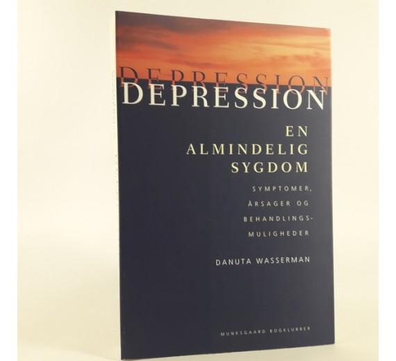 Depression en almindeligt sygdom af Danuta Wasserman