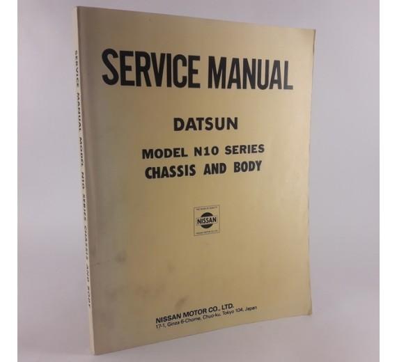 Service Manual - Datsun. Model N10 series,