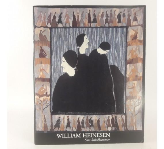 William Heinesen som billedkunstner udgivet af museet for religiøs kunst.