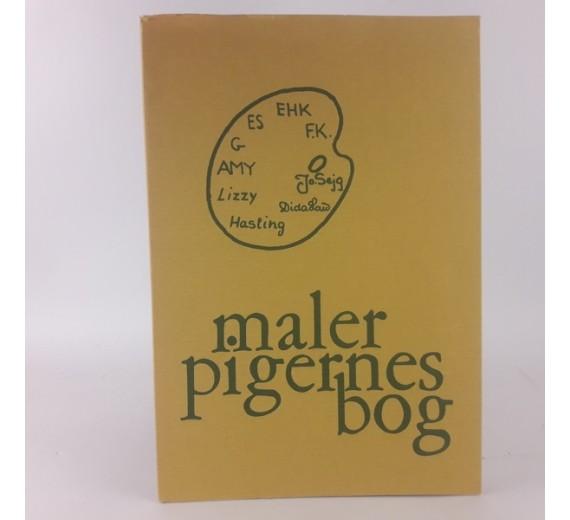 Malerpigernes bog af Jonna Sejg