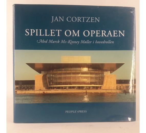 Spilet om operaen af Jan Cortzen