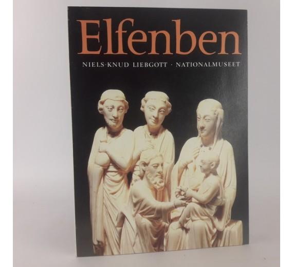 Elfenben - Fra Danmarks middelalder af Niels-Knud Liebgott