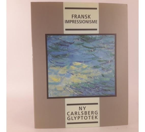 Fransk impressionisme af Jens Peter Munk