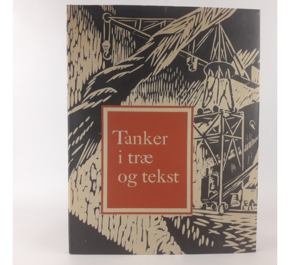Tanker i træ og tekst af Edvard Anberg