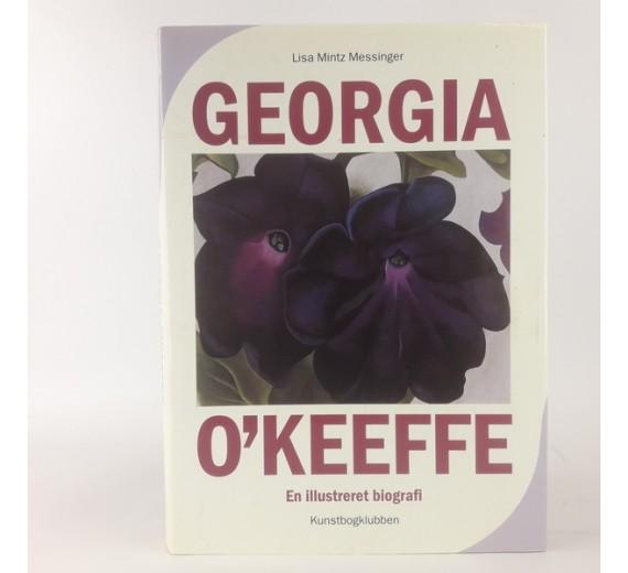Georgia O'Keeffe afLisa MintzMessinger