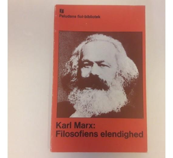 Filosofiens elendighed af Karl Marx