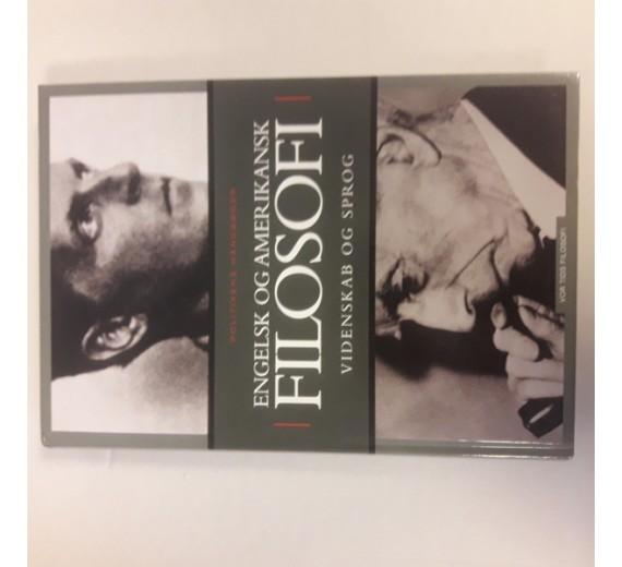 Engelsk og amerikansk filosofi videnskab og sprogaf Finn Collin
