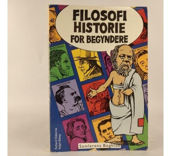 Filosofihistorie for begyndere af Richard Osborne & Ralph Edney