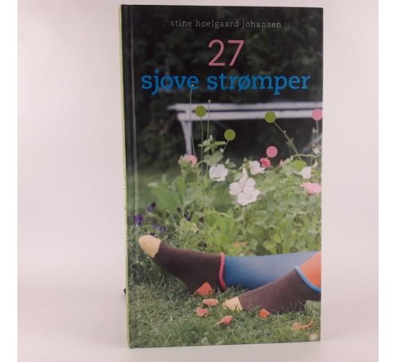 27 sjove strømper af Stine Hoelgaard Johansen