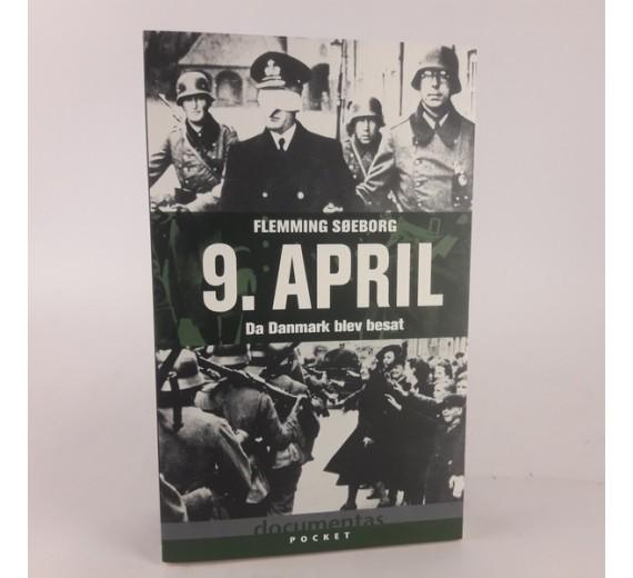 9. april – Da Danmark blev besat af Flemming Søeborg
