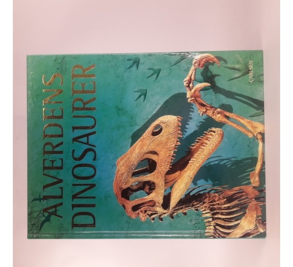 Alverdens Dinosaurer af Susanna Davidsen