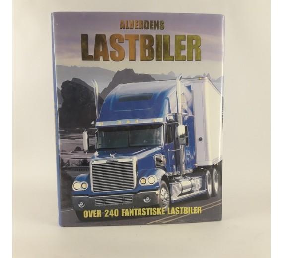Alverdens lastbiler - over 240 fantastiske lastbiler af Ingrid Phaneuf og James Menzies