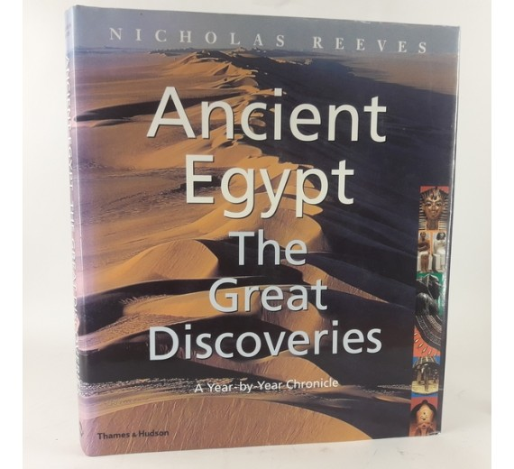 Ancient Egypt- The Great Discoveries af Nicholas Reeves