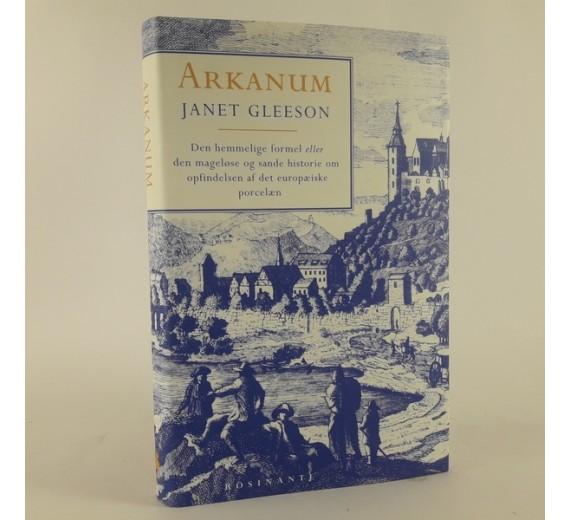 Arkanum af Janet Gleeson