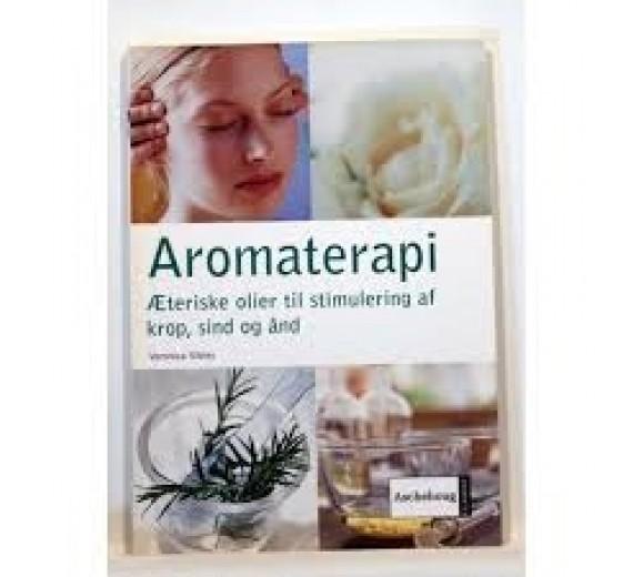 Aromaterapi - æteriske olier til stimulering af krop, sind og ånd af Veronica Sibley.