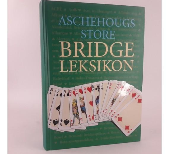 Aschehougs store bridgeleksikon af Lars Blakset, Peter Lund og Svend Novrup