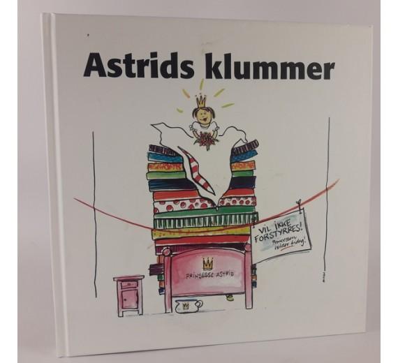 Astrids klummer af Astrid J. Vestergaard