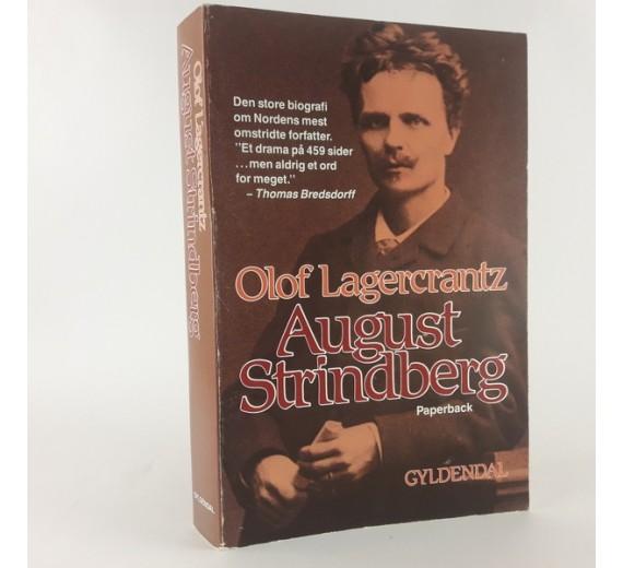 August Strindberg af Olof Lagercrantz