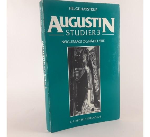 Augustin studier 3 af Helge Haystrup