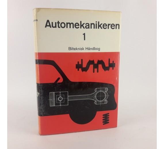 Automekanikeren 1-2 bilteknisk håndbog