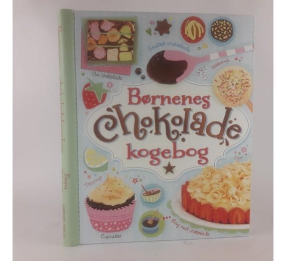 Børnenes chokolade kogebog af Fiona Patchett