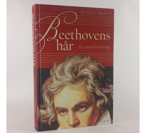 Beethovens hår af Russell Martin