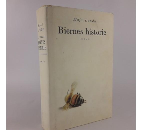Biernes historie, en roman af Maja Lunde