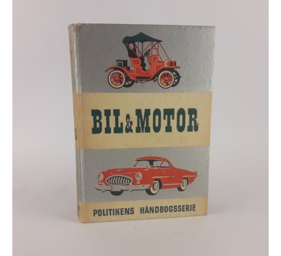 Bil & Motor - Politikens håndbogsserie