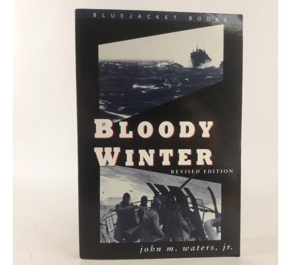 Bloody Winter af John M. Waters