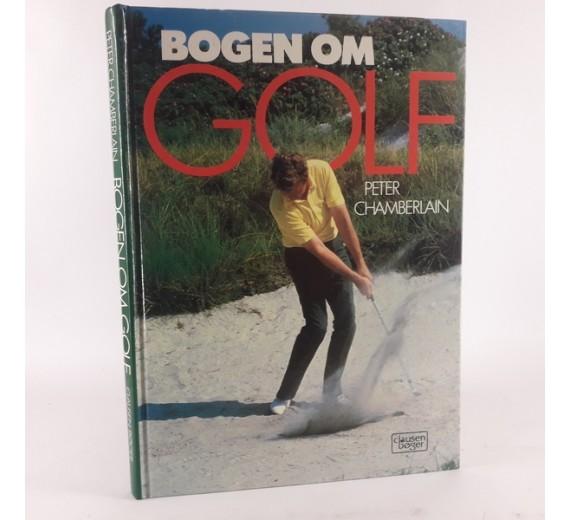 Bogen om golf af Peter Chamberlain