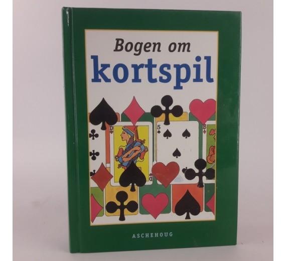Bogen om kortspil af ingalill og ulf schenkmanis