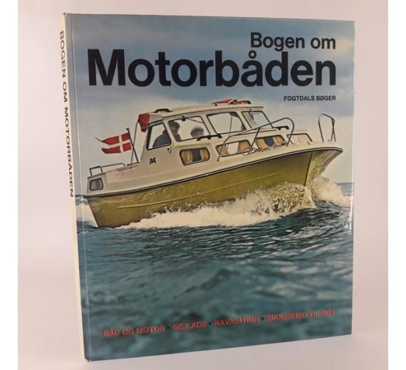 Bogen om motorbåden alle sejleres grundbog af Mogens Jensen
