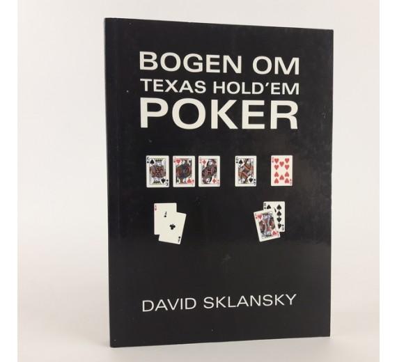 Bogen om Texas hold 'em poker af David Sklansky