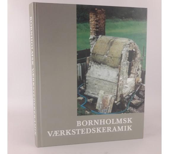 Bornholmsk værkstedskeramik af Lars Serena