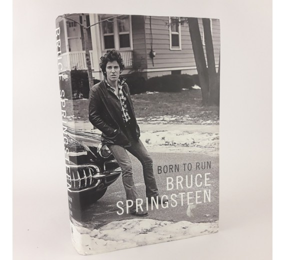 Born To Run a book by Bruce Springsteen