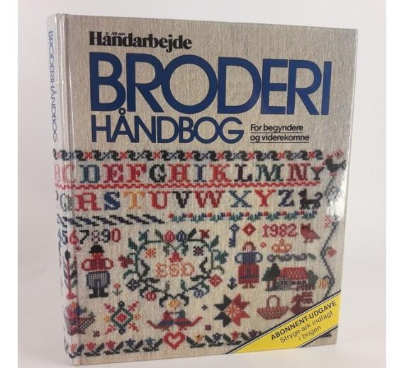 Broderi håndbog - for begynderer og viderekomne af Sanna Dammann