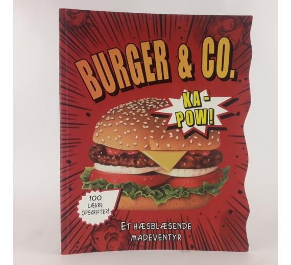 Burger og Co. - et hæsblæsende madeventyr