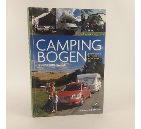 Campingbogen af Anne-Vibeke Isaksen