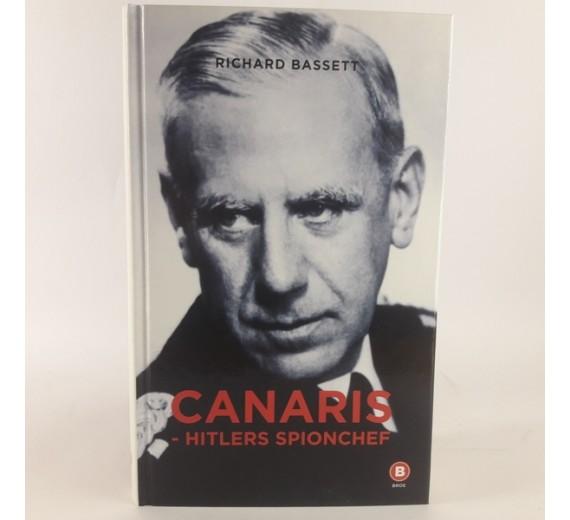 Canaris - Hitlers spionchef af Richard Bassett
