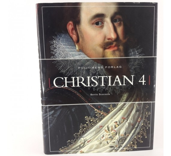 Christian 4. af Benito Scocozza
