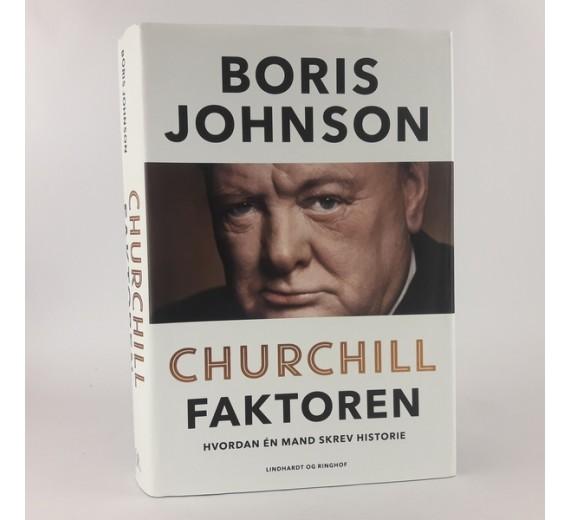 Churchill-faktoren - Hvordan én mand skrev historie af Boris Johnson