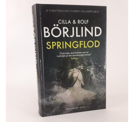 Springflod af Cilla & Rolf Börjlind